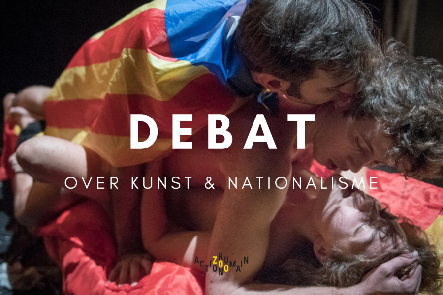 Debate | Art and nationalism - © Kurt Van der Elst